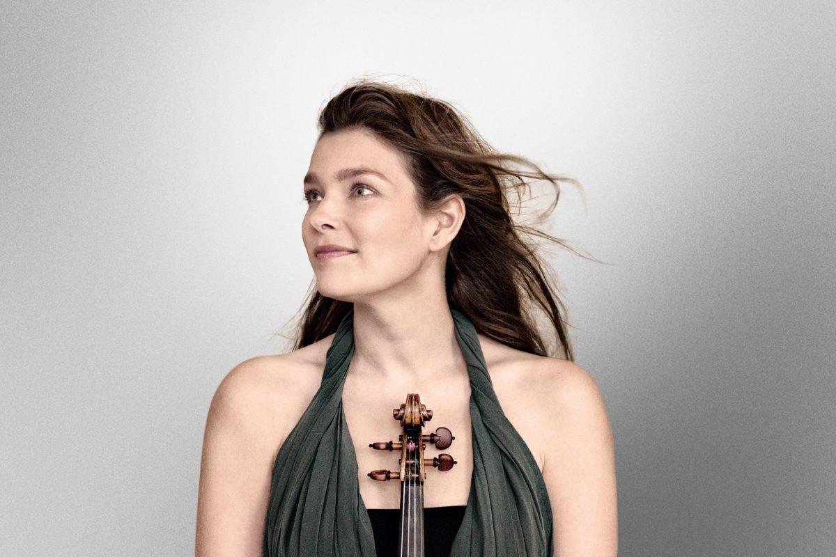 Janine Jansen i Operaen