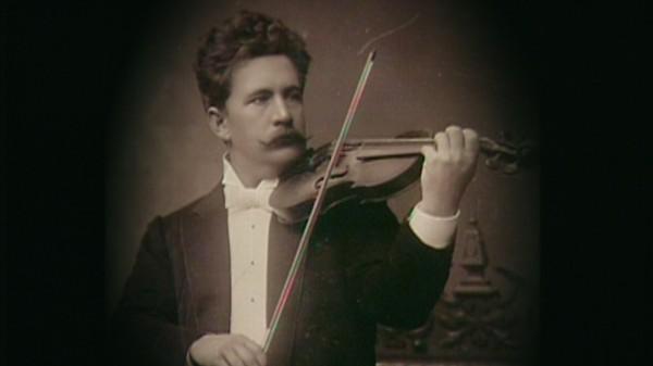 Fiolinkonsert funnet etter 100 år!
