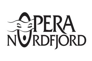 Opera Nordfjord logo