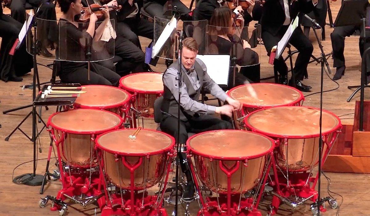 Paus: Konsert for Pauke og Orkester