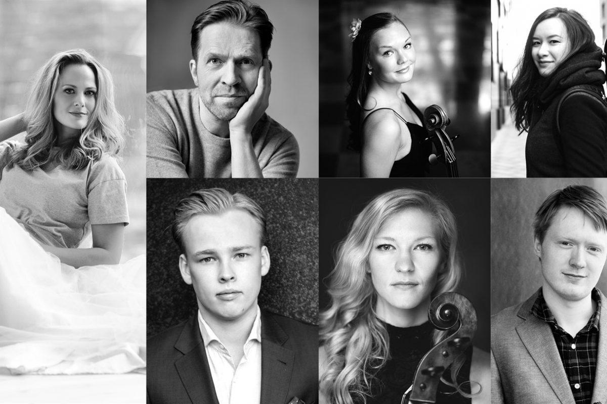 Schumann Resonance m/Andsnes, Eriksmoen & venner
