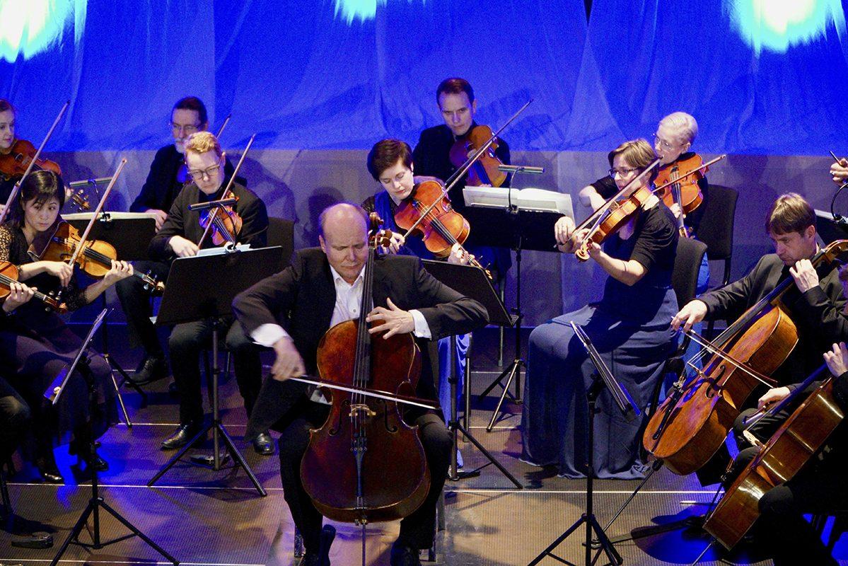 ARCTIC CHAMBER MUSIC FESTIVAL PÅ SVALBARD
