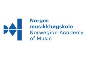 Norges Musikkhøgskole slider logo