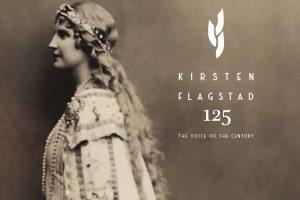 Digital Kirsten Flagstad Festival 18.–21. juni 2020 logo