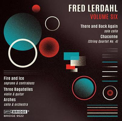 FRED LERDAHL VOLUME 6