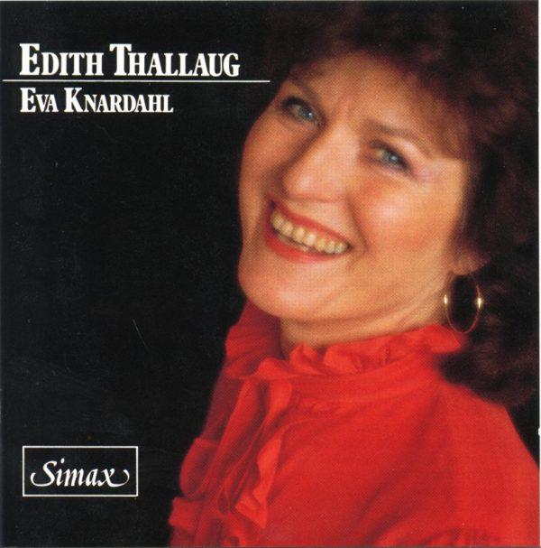 EDITH THALLAUG-BENCZY ER DØD