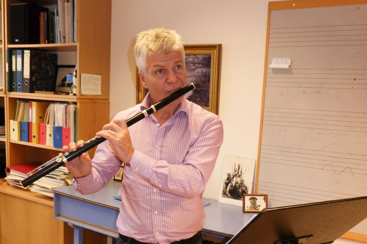 Fløytependler Andreassen