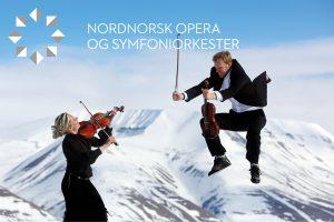 Nordnorsk opera og symfoniorkester slider logo