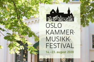 Oslo kammermusikkfest. slider logo