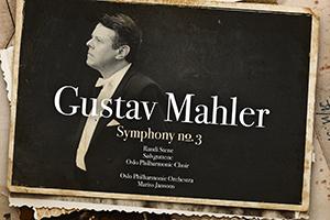 Endelig: Mariss og OFO i Mahler 3! logo